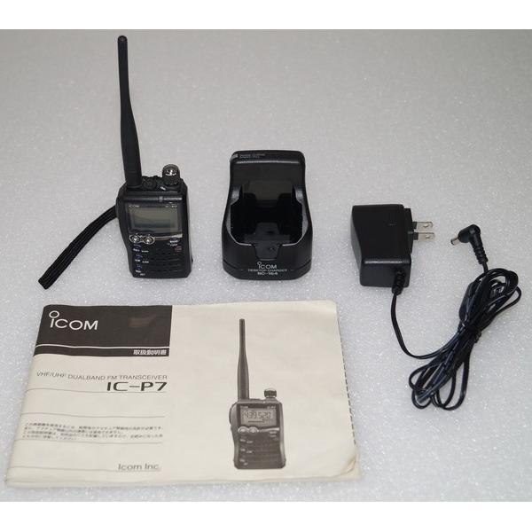 ICOM IC-P7 トランシーバー