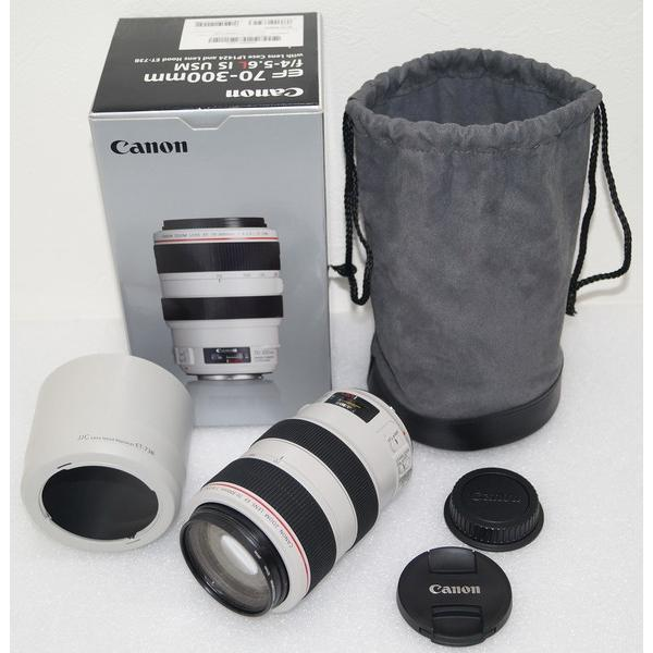 Canon  一眼レフカメラ用レンズ EF 70-300mm f/4-5.6L IS USM