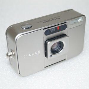 FUJIFILM/富士フィルム TIARAⅡ コンパクトカメラ
