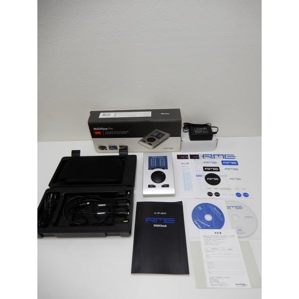 RME MADIface Pro 68イン/68アウト USB MADIインターフェイス