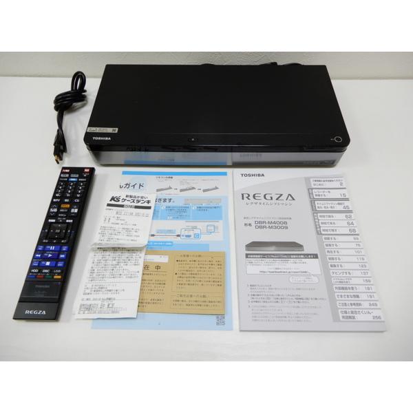 TOSHIBA REGZA DBR-M3009 レグザタイムシフトマシン ブルーレイディスクレコーダー