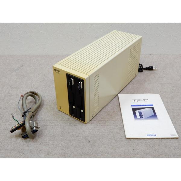 EPSON TF-10 F10TA 5インチFDD フロッピーディスクドライブ