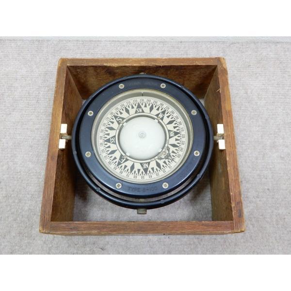 SAURA 佐浦計器製作所 磁気コンパス 羅針盤 B-100