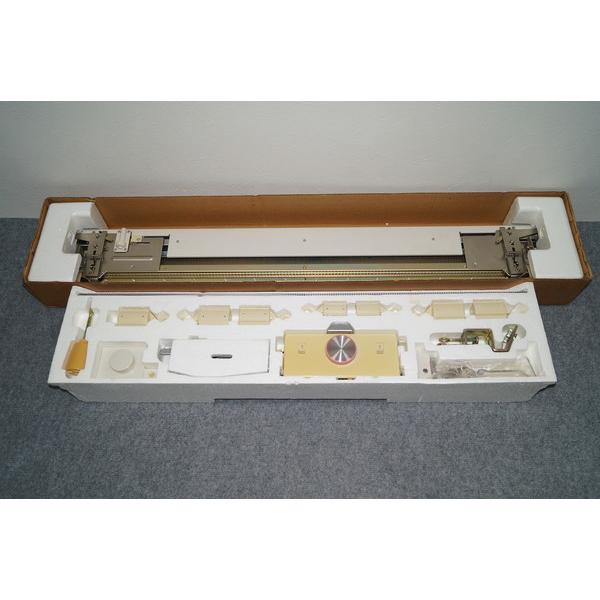 SILVER REED シルバーリード 編み機 SRP-370 パイルリブニッター パンチカード カンタンファイン用