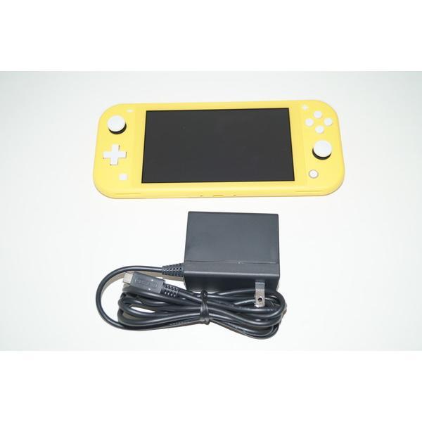 Nintendo Switch Lite ニンテンドー スイッチ ライト 本体 任天堂 HDH-001 イエロー