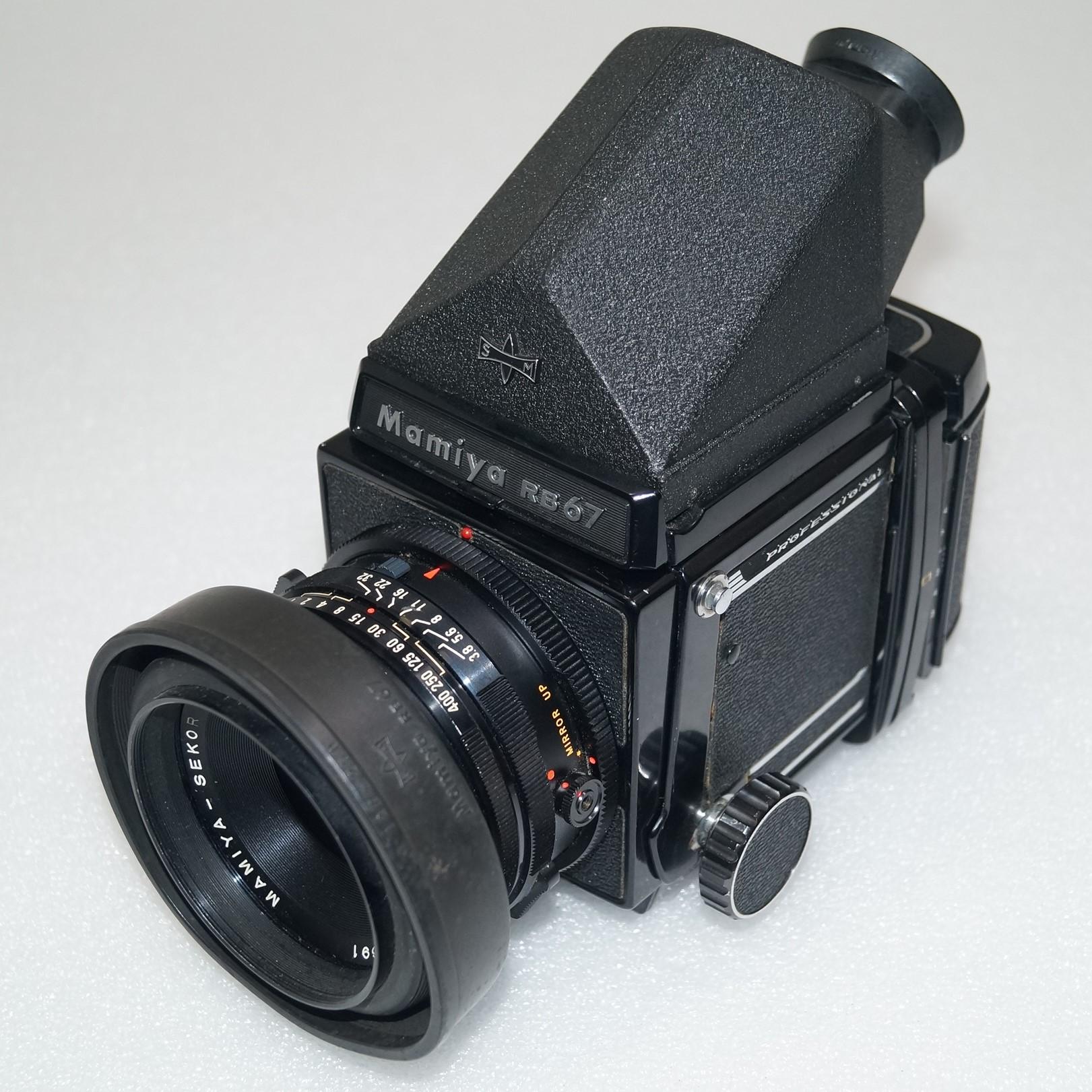 MAMIYA マミヤ 中判 カメラ RB67 PRO S
