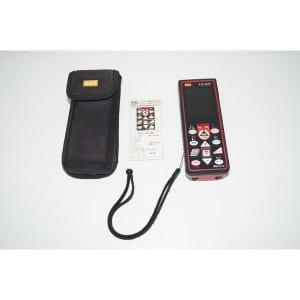 MAX マックス レーザ距離計 LS-811 デジタルファインダー機能付