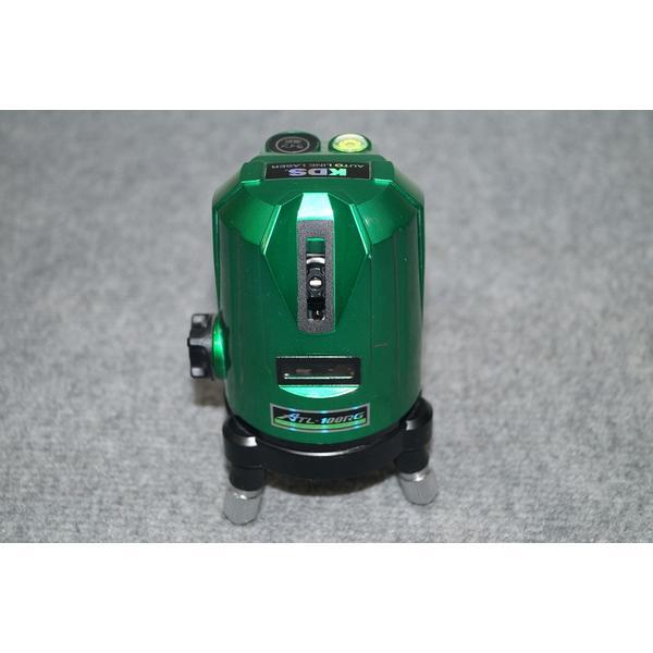 ムラテック KDS リアルグリーンレーザー ATL-100RG 墨出し器