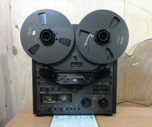 AKAI / GX-635D