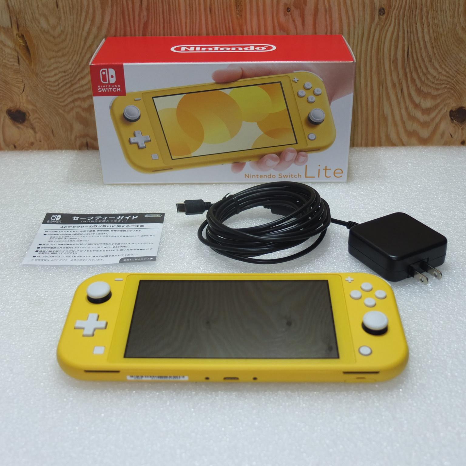 Nintendo Switch Lite ニンテンドー スイッチ ライト