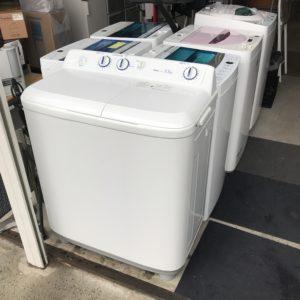 Haier 二槽式洗濯機 5.5kg JW-W55E