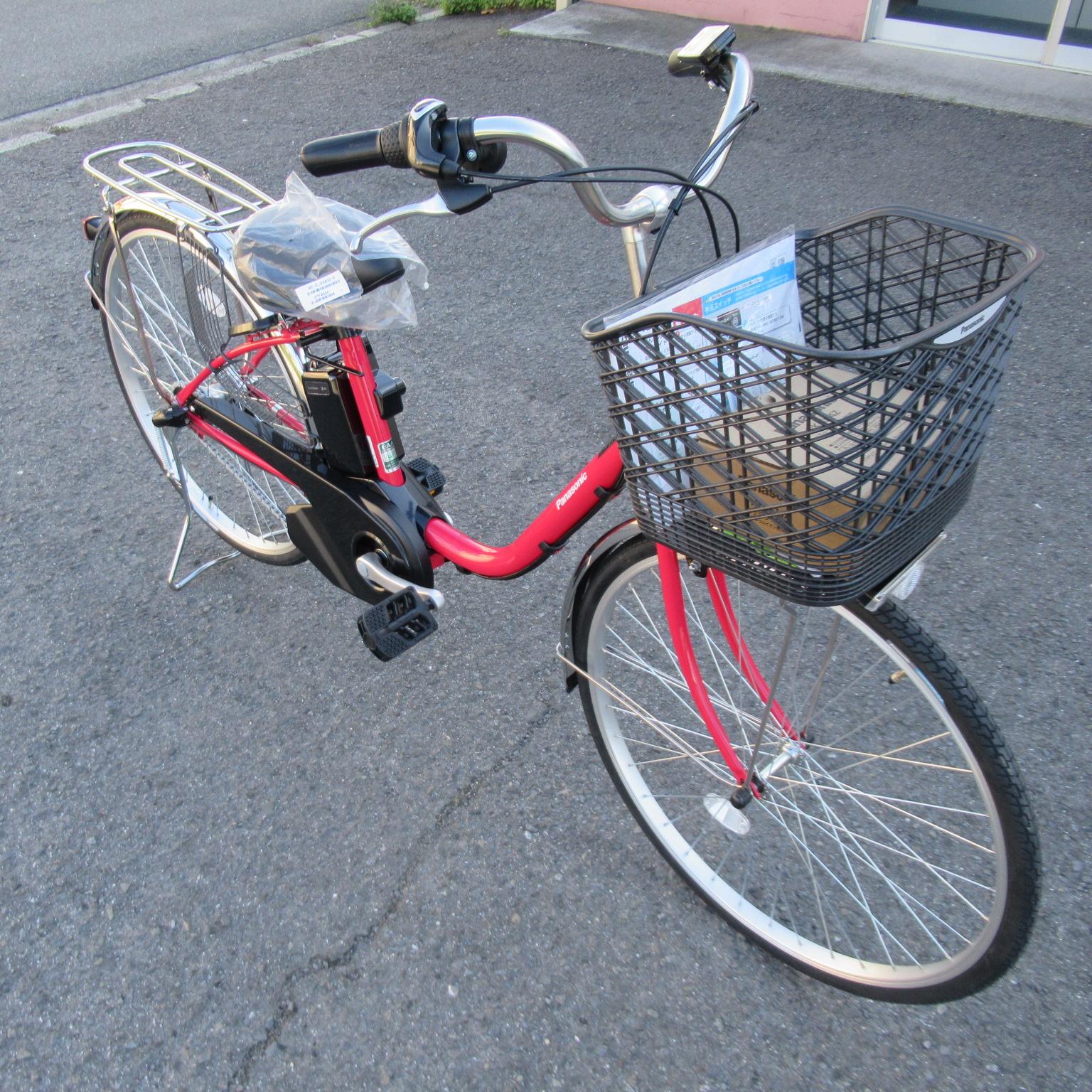 電動アシスト自転車 Panasonic ビビ SX