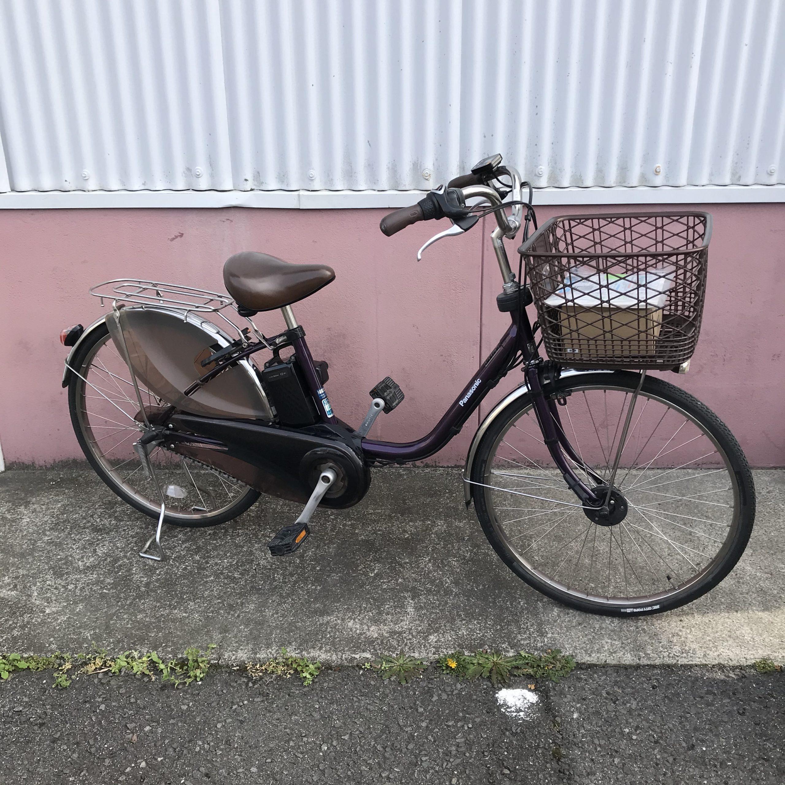 電動アシスト自転車 Panasonic ViVi  DX