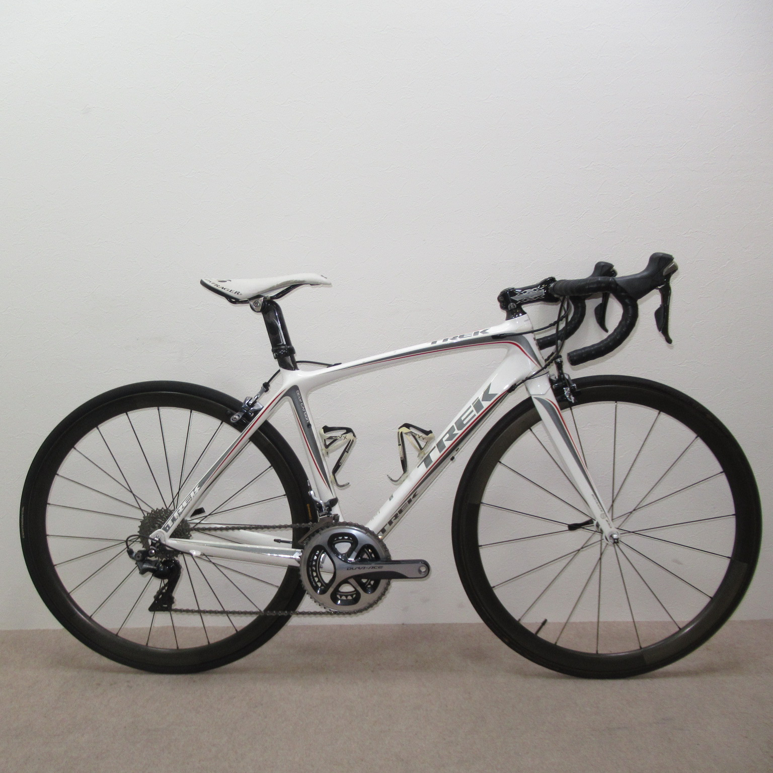 TREK MADONE 5.2 DURA ACE 2×11speed