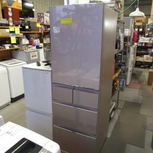 三菱 冷凍冷蔵庫 5ドア 455L MR-B46C-F