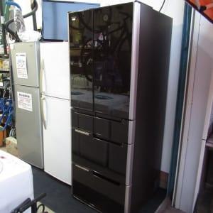 日立 冷凍冷蔵庫 6ドア 565L R-G5700D