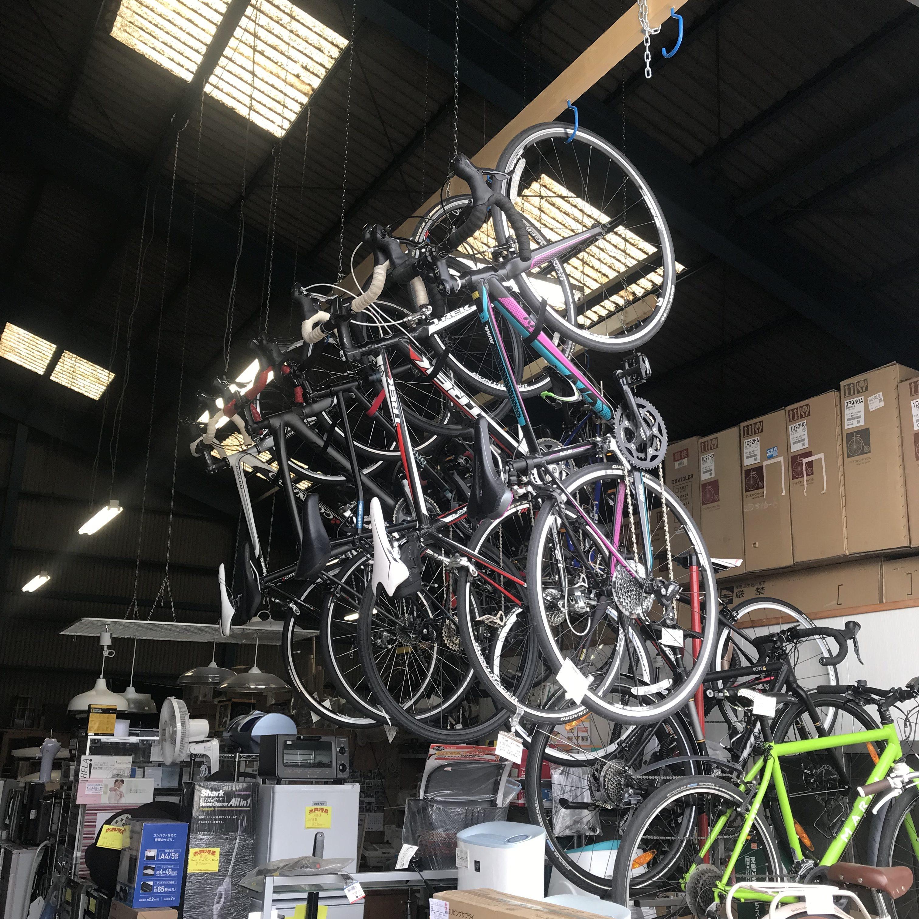 自転車買取り強化中!