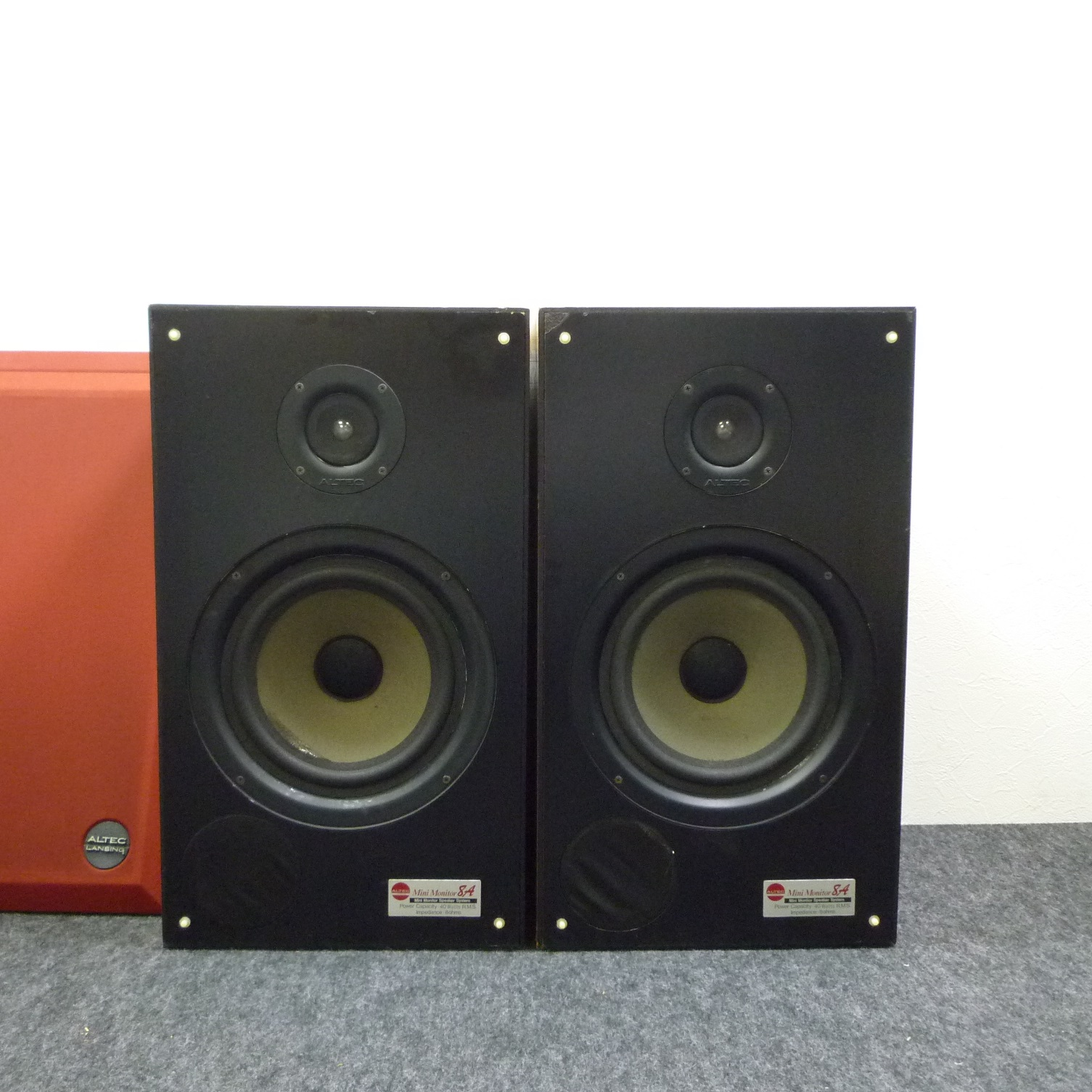 ALTEC / Mini Monitor 8A