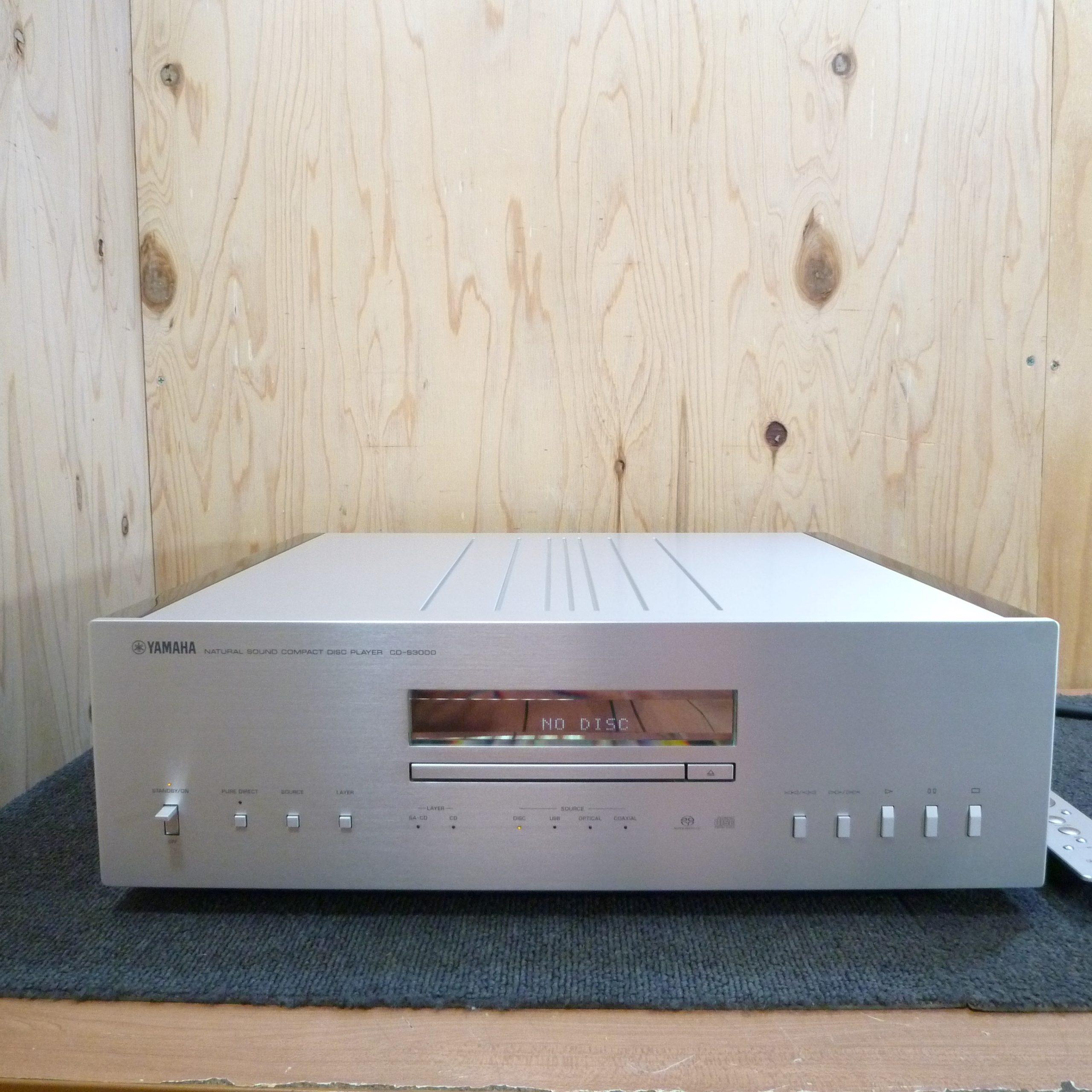 YAMAHA / CD-S3000